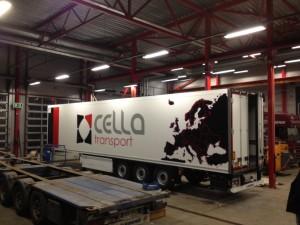 Cella Transport haagis